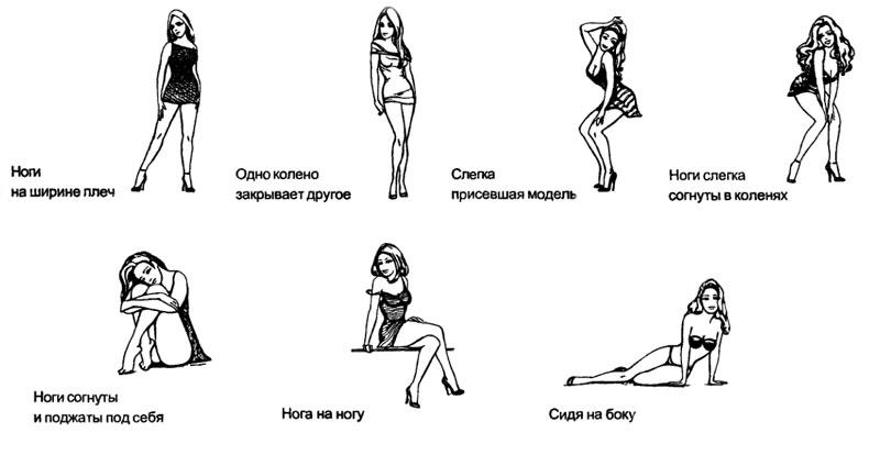 Разные более чувствительные секс позы